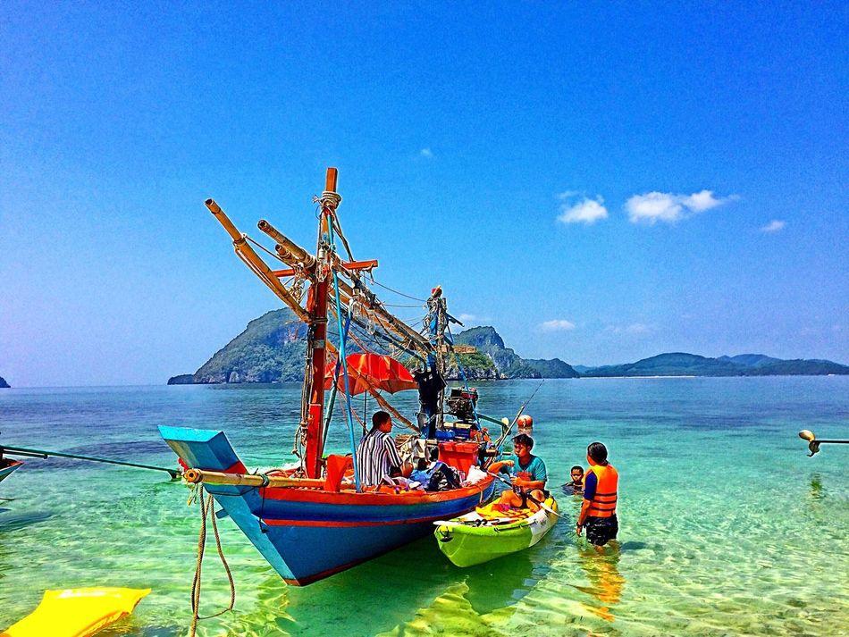 Clear water Kohkula Sawi Chumphon Thailand Myhometown Travel Beach