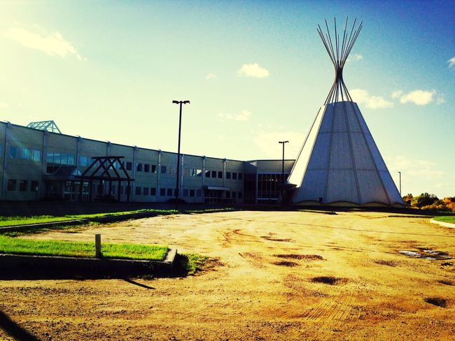 At Treaty 4 powwow in Saskatchewan Powwow Saskatchewan Teepee Scenic