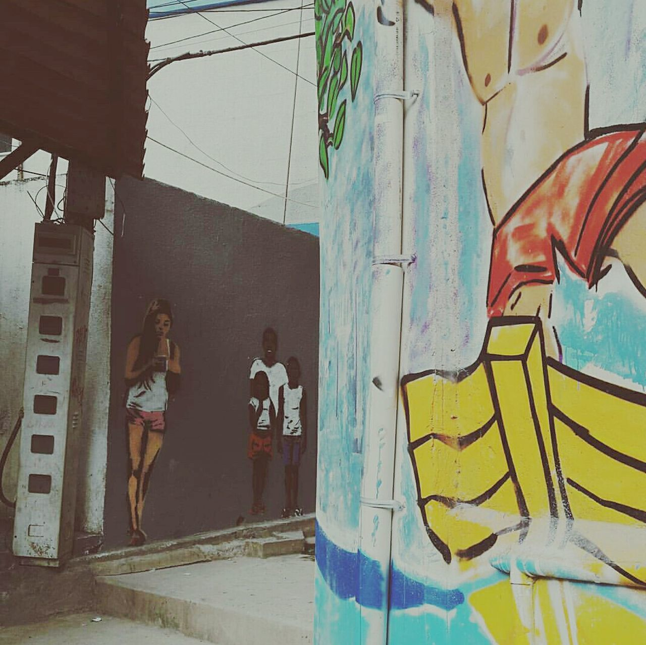 Rio De Janeiro Graffiti Art Creativity Art Favela Love Arte Urbanismo Urbanism The City Light EyeEmNewHere
