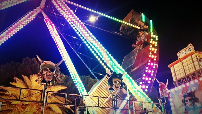Luna Park Pirateship  Enjoy Whith My Friends Adrenaline