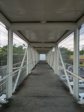 Architecture Bridge - Man Made Structure Built Structure No People Day Metallic