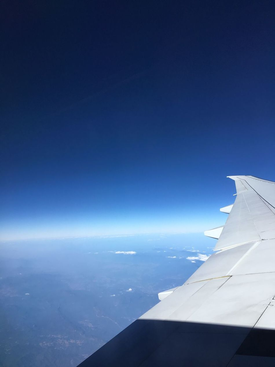 Traveling Home For The Holidays On The Way Home From The Sky London To Thailand