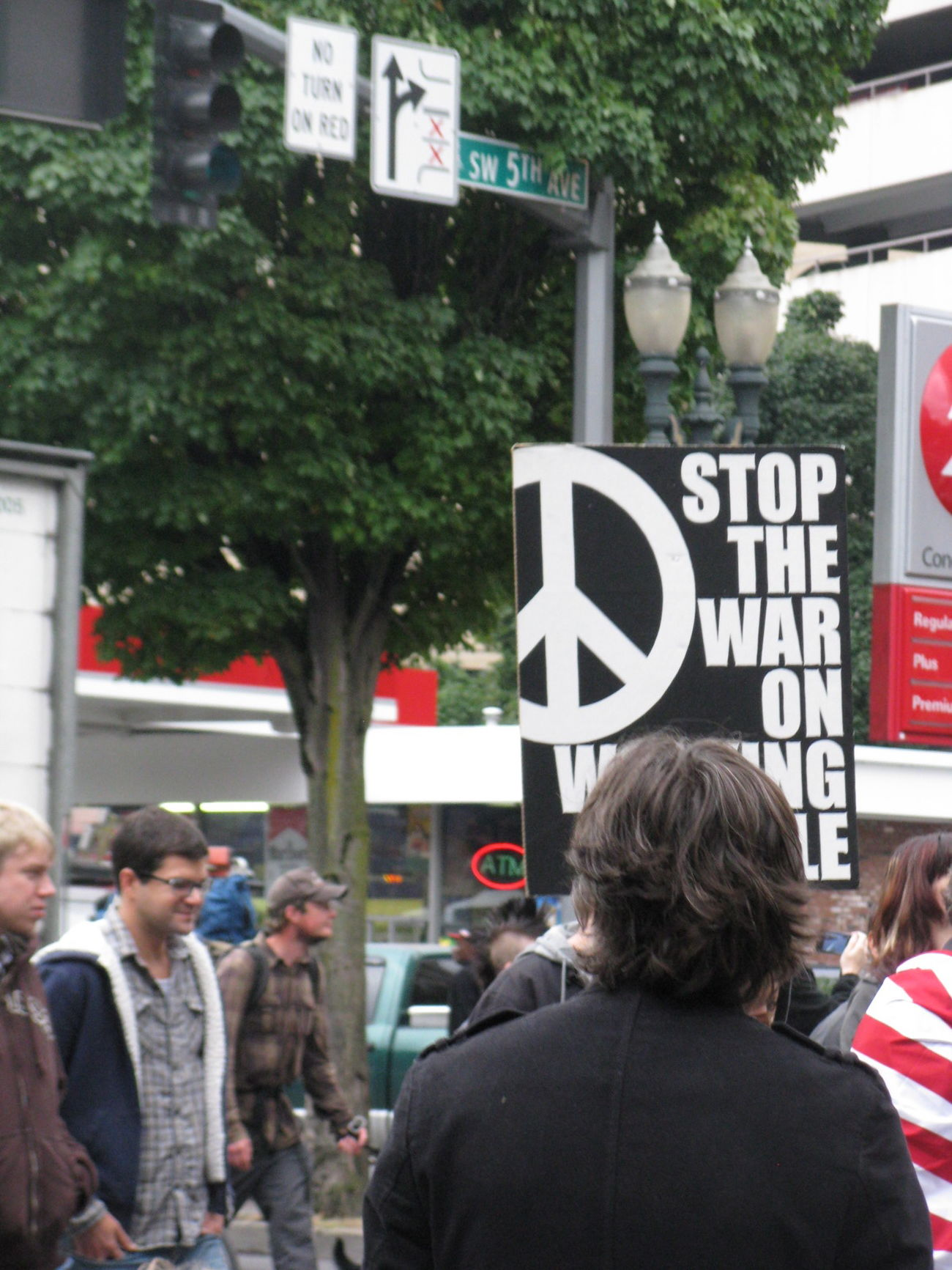 Occupy Portland, September 6, 2011 #OccupyPortland #portland Day Occupy Portland Portrait Protest Protesters Up Close Street Photography Resist