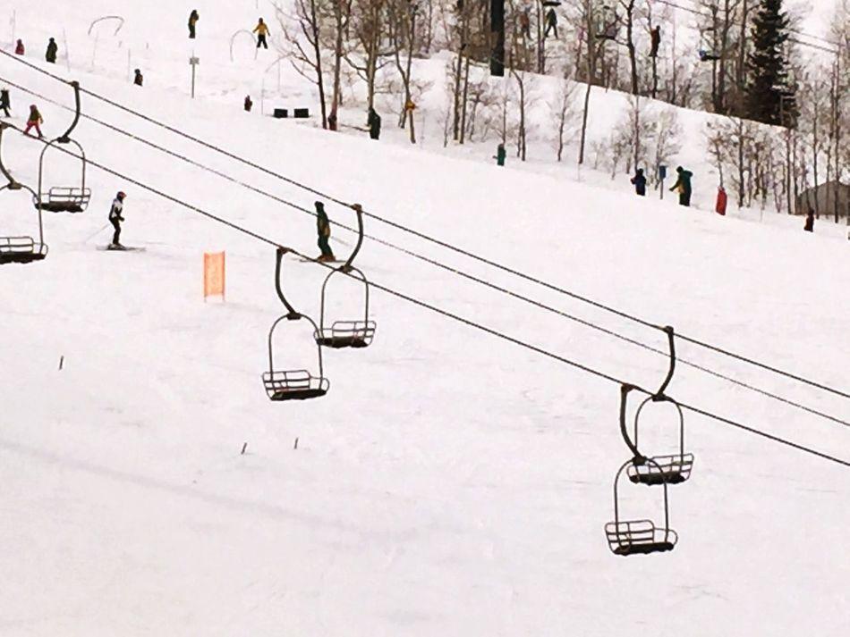 Winter Skiing Salt Lake City Deer Valley Utah