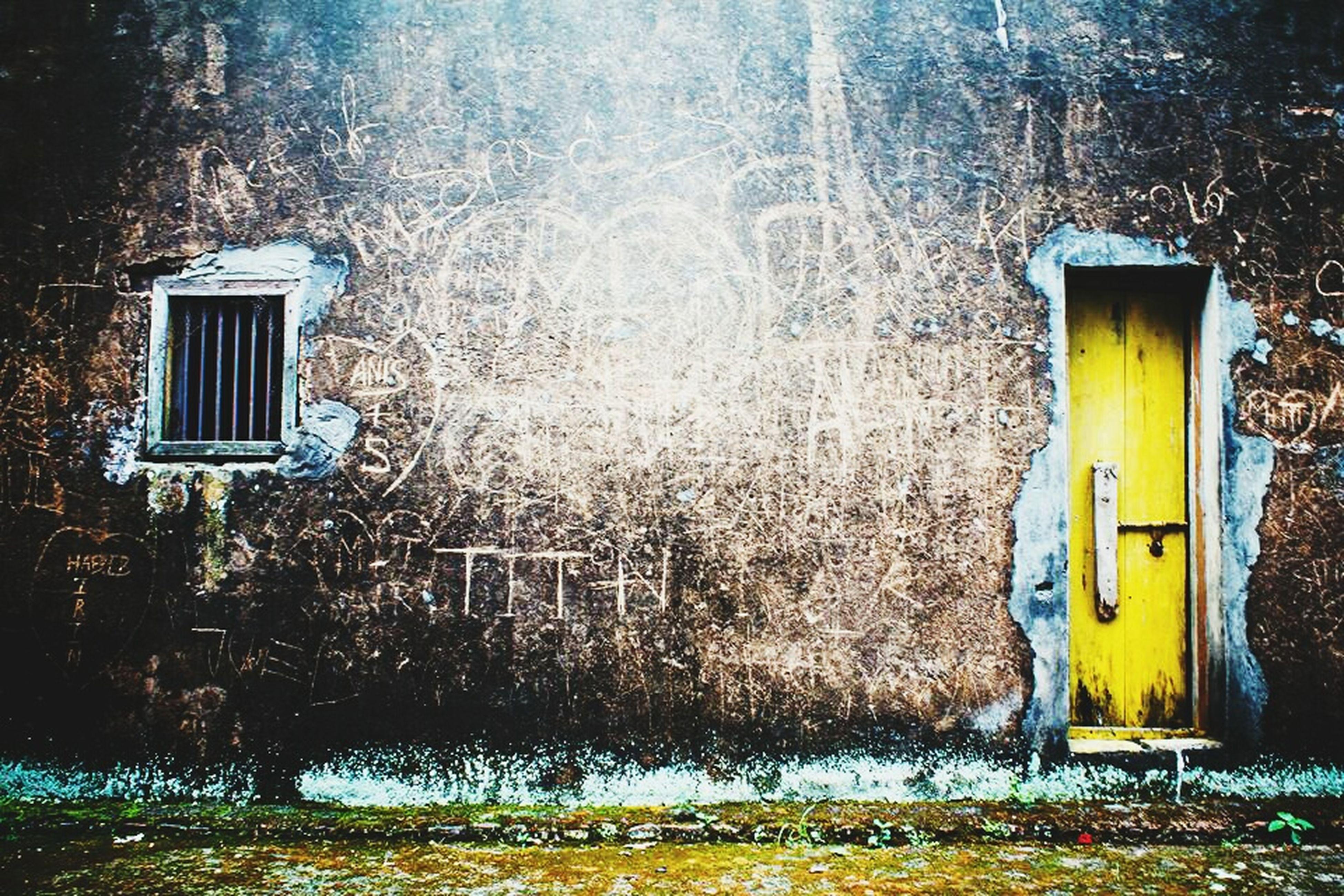 Wall of written.. First Eyeem Photo