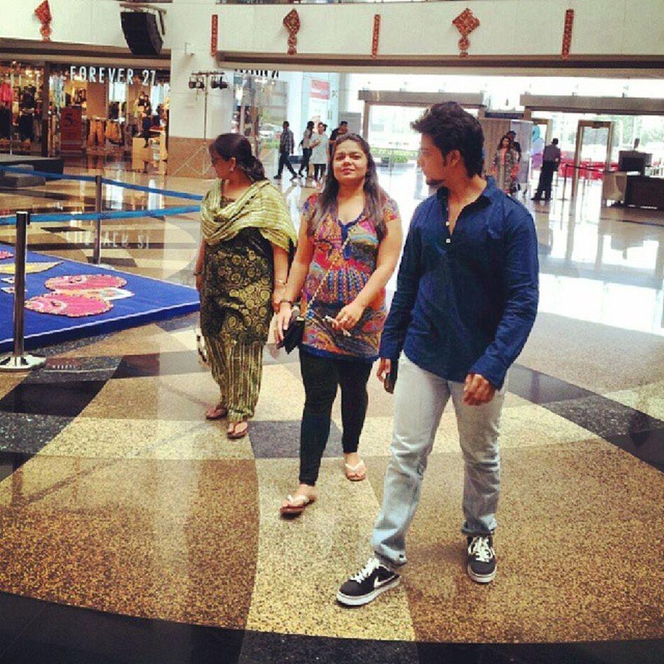 Diwali Shopping Infinity2 Cottonworld nikerandomclick