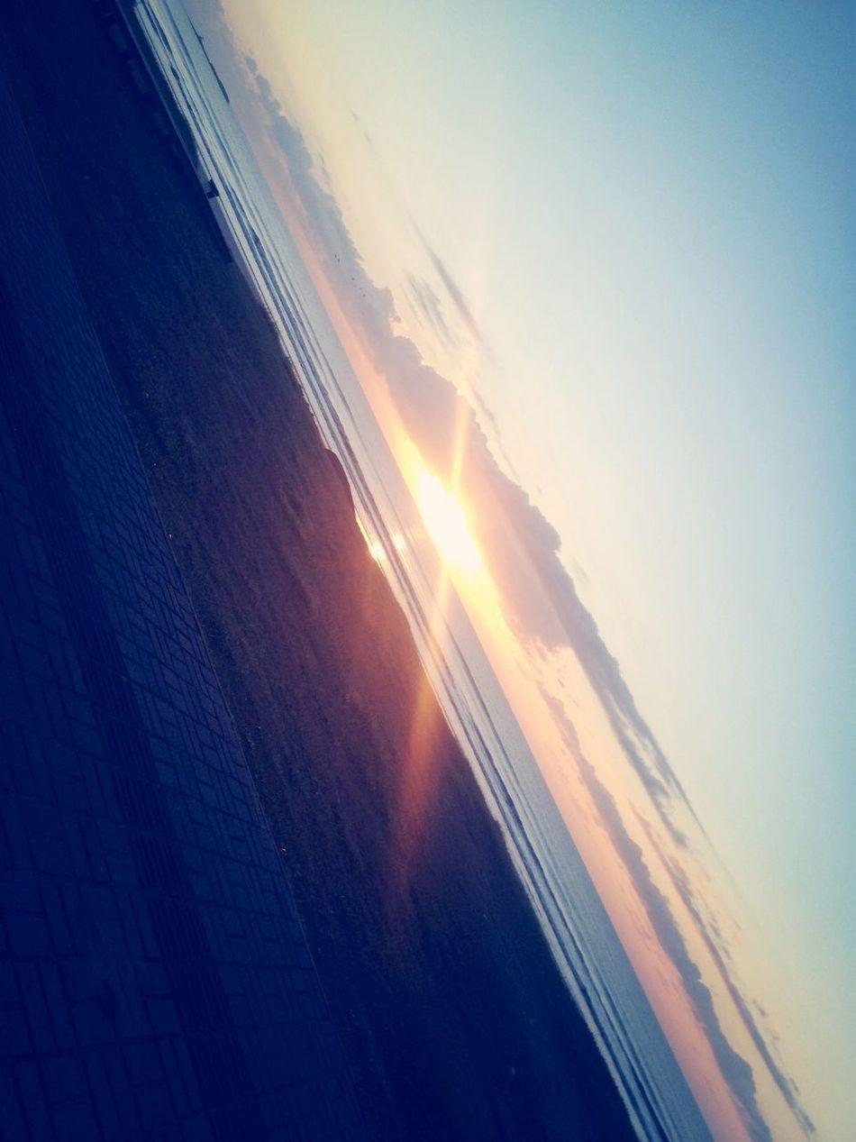 Mto bom!!!! As 6:00 o nascer do sol