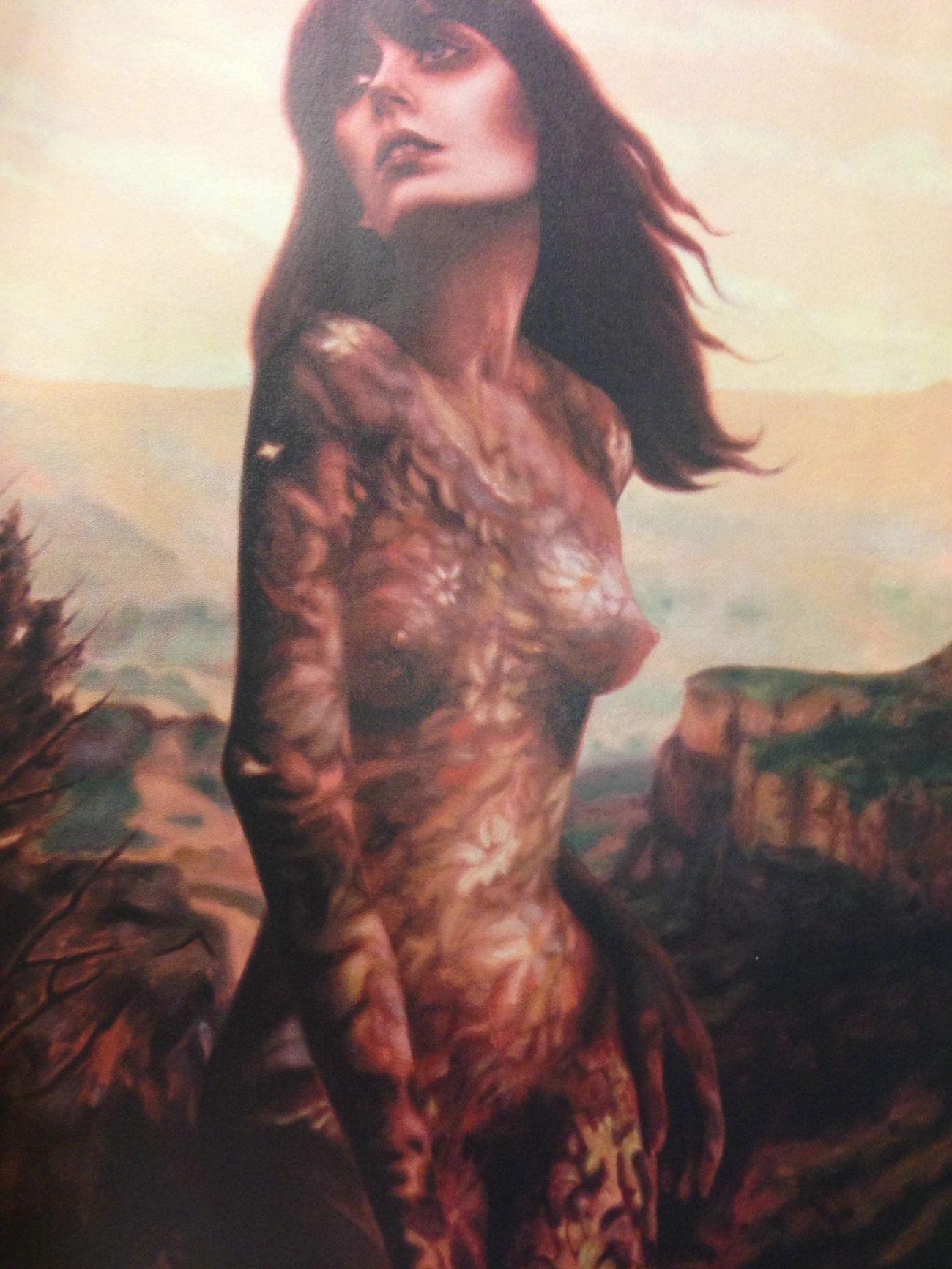 alison blickle Art Magazine magazine Magazine Art