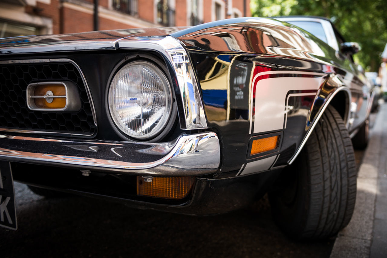 Mustang London Mustang Car London
