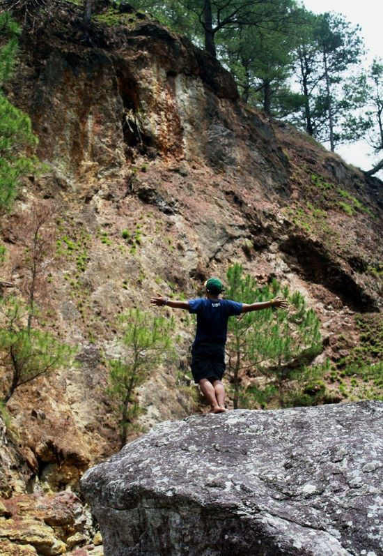 Happy Independence Day! Nature Mountains Cliff Diving Sagada Philippines Trees Trees And Rocks Free Spirit
