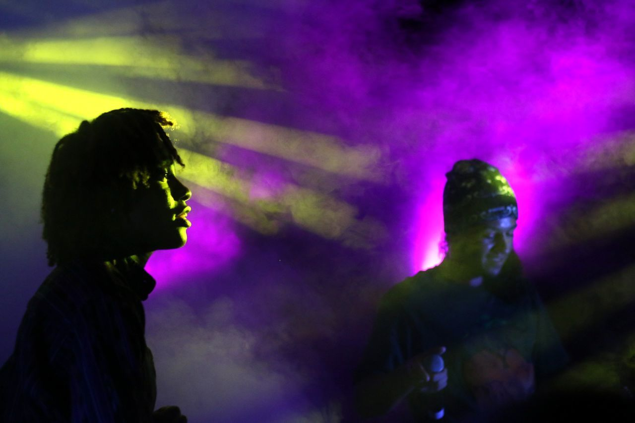 Concert Photography HipHop Live Music Colorful