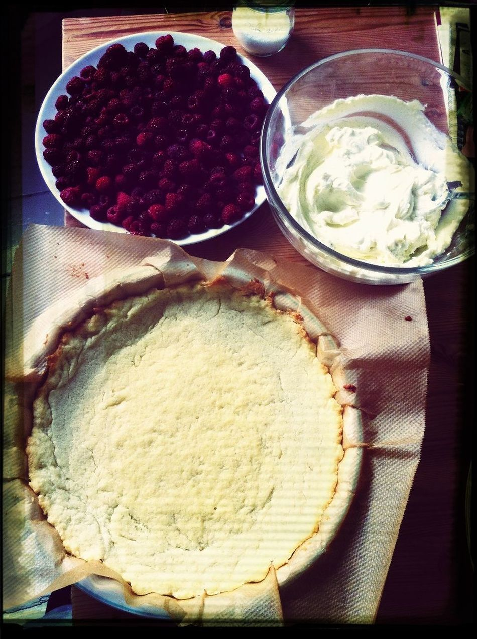Baking Tarte