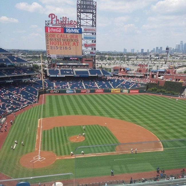20 minutes to go... DaBank Phillies