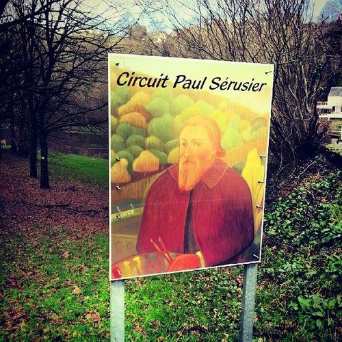 Paul Serusier Peintre Chateauneufdufaou Camera breizh bzh