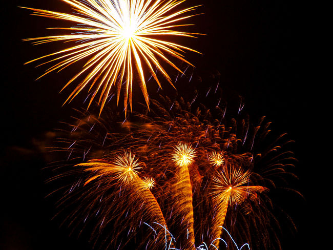 Artificial Fire Arts Culture And Entertainment Celebration Entertainment Exploding Fire Firework Firework - Man Made Object Firework Display Fireworks Happiness Happy Hollidays Illuminated Lights Long Exposure Night Nightphotography No People Outdoors Party Party Time Sky Spark