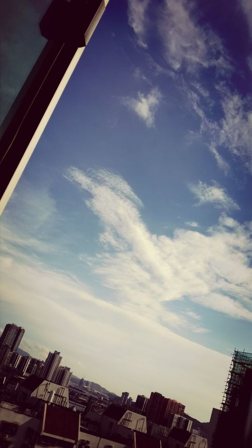 Sky Good Weather:) ?