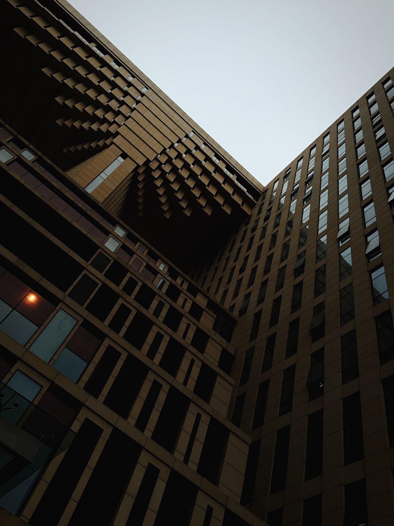 学研大厦 Architecture