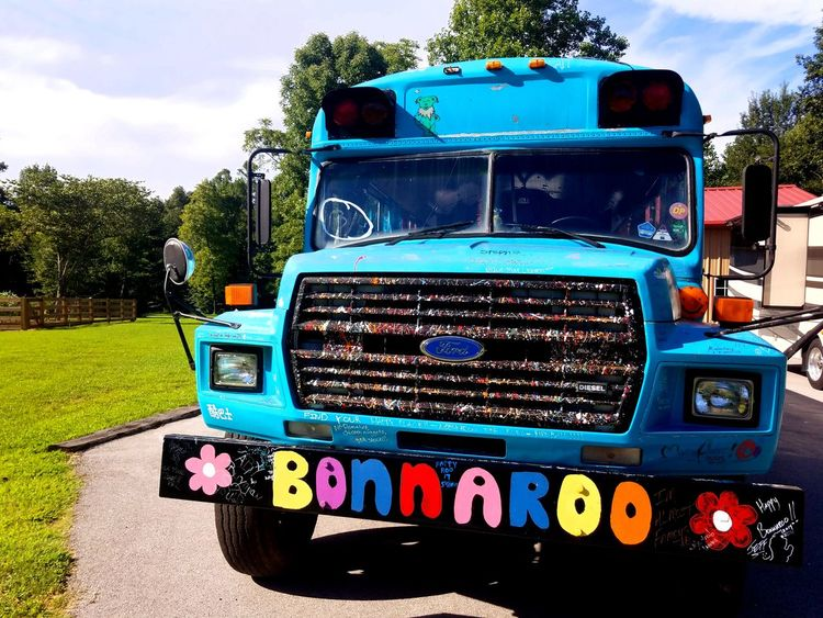 No People Outdoors Bus Bonnaroo Hippie ✌ Psychedelic School Bus Camper Music Music Festival Music Brings Us Together Musical Instrument Peace