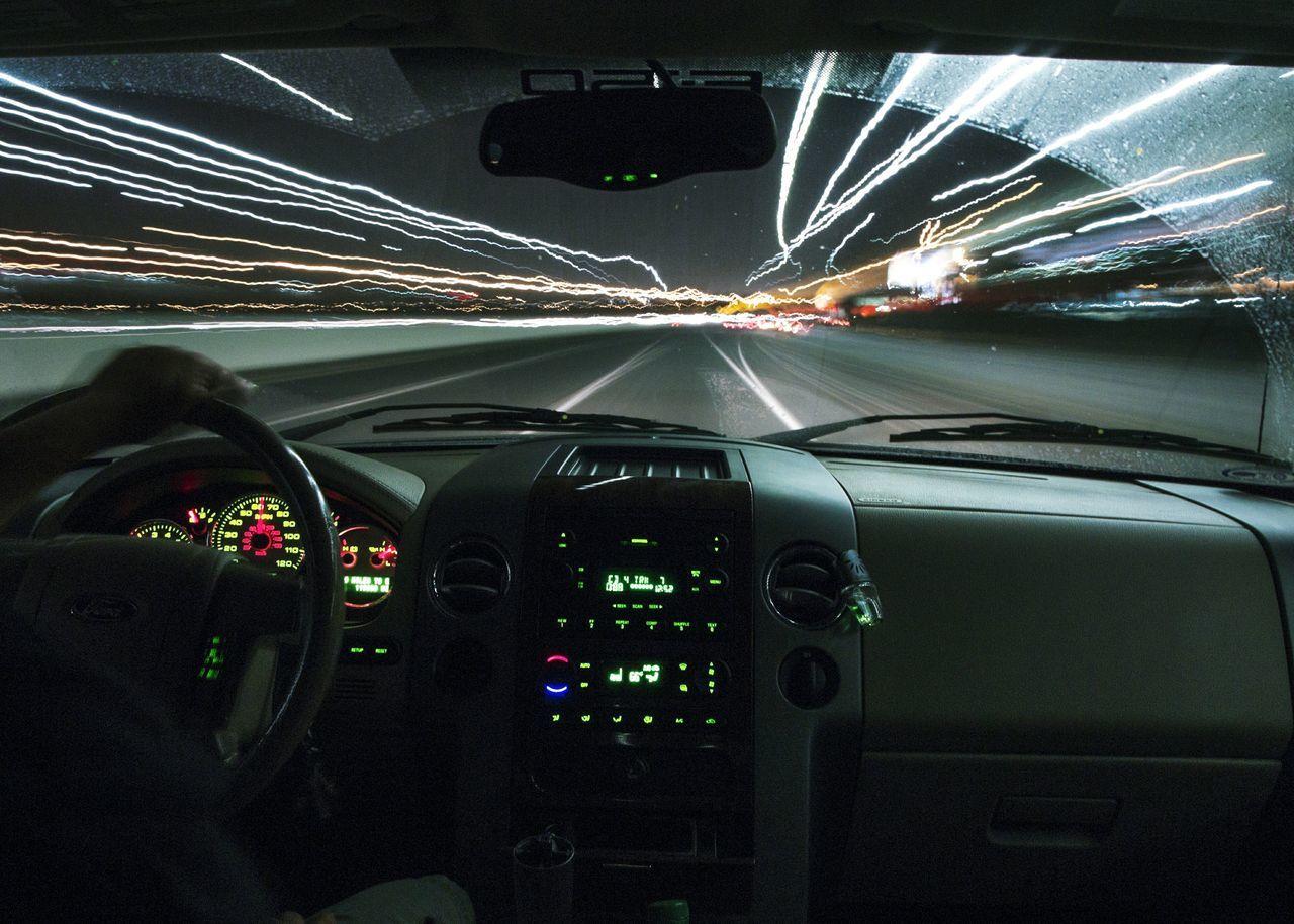 Merging lanes Slowshutter Kind Of Night Cruising EyeEm Best Shots Longexposure