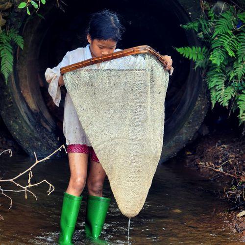 Mucangchai Vietnam Working Kids Travel Photography Working Time October2015 Feel