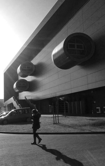 Blackandwhite Photography Bnw Silhoue Gdansk