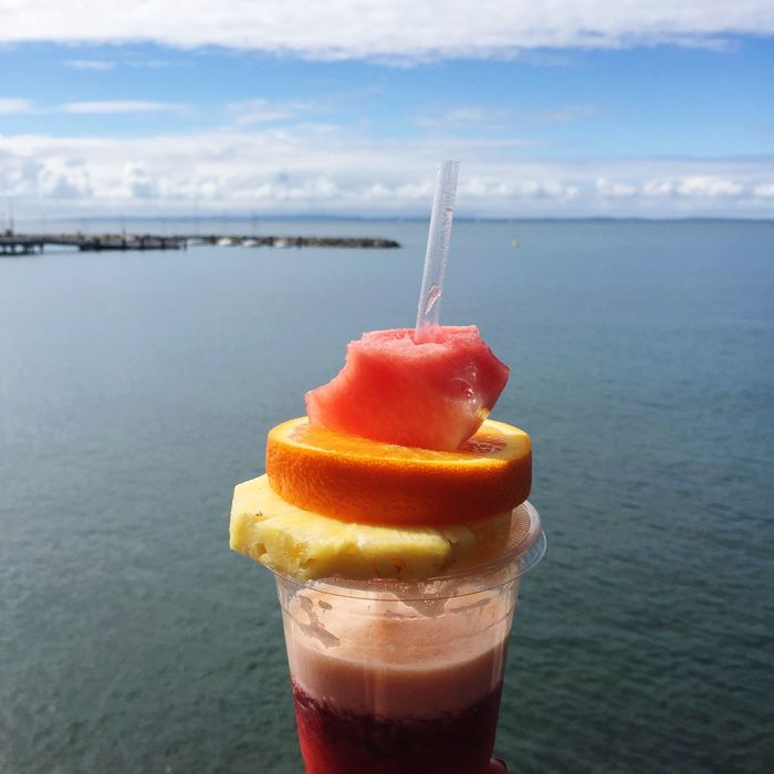 Juice With A View !