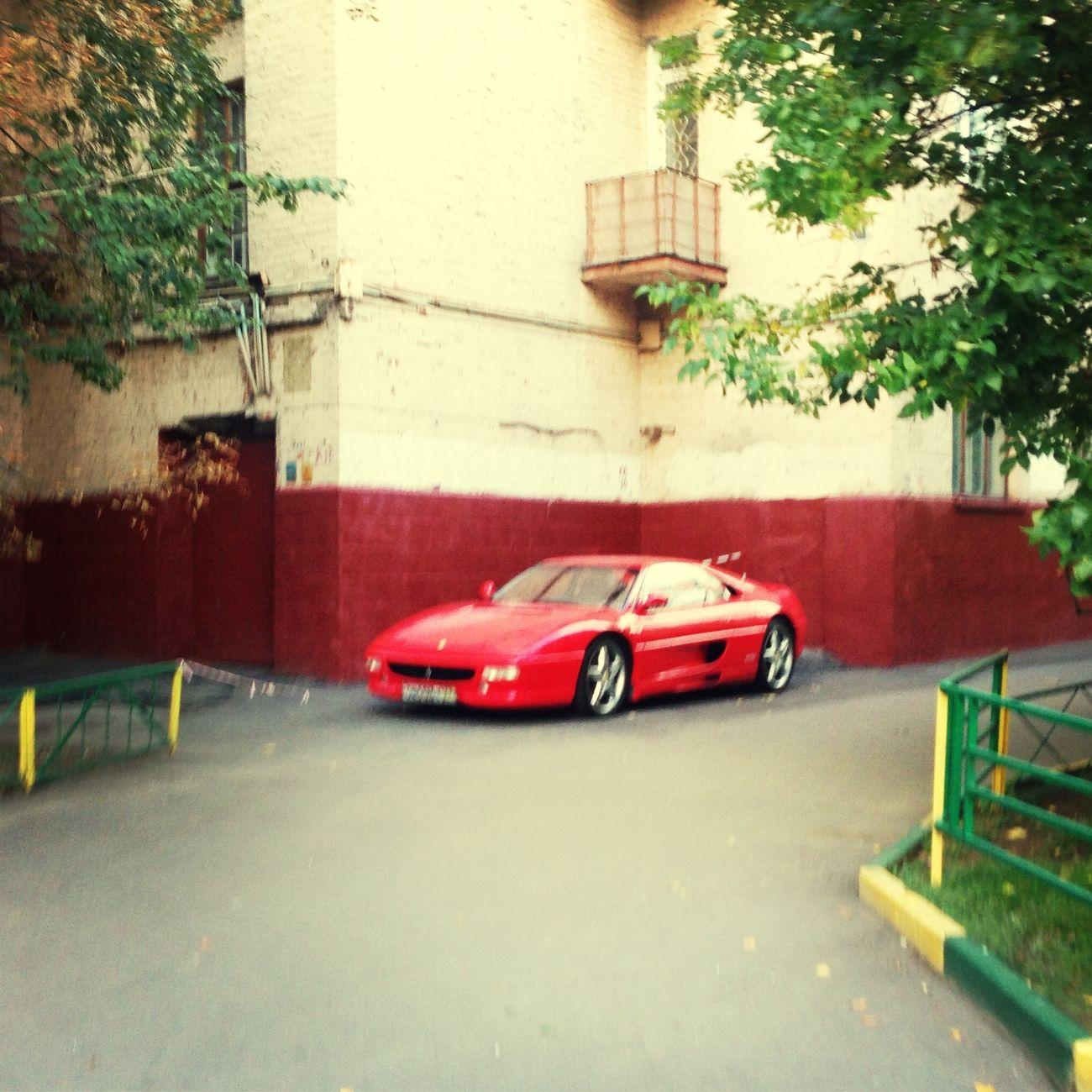 Ferrari Moskow