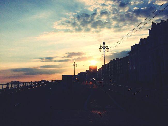 11:31 Sunset Holiday Sky