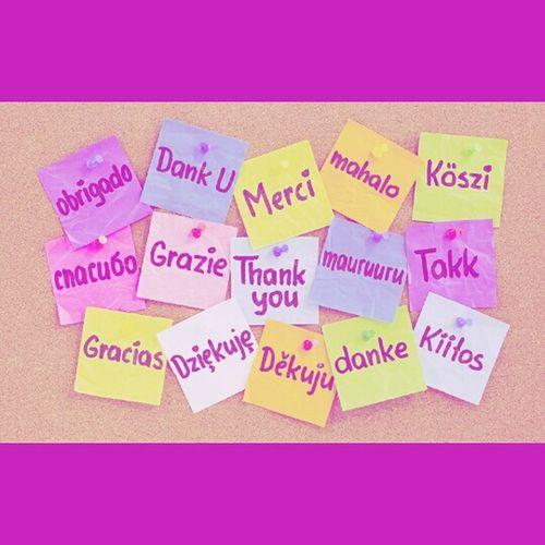 Thank You My Friends 😊 Merci Danke  Gracias Danku Grazie ❤ Mahalo Takk Kiitos Dekuju Koszi Obrigado Dziękuję I hope I spelled everything correctly & I'm really hoping all says Thank you!!