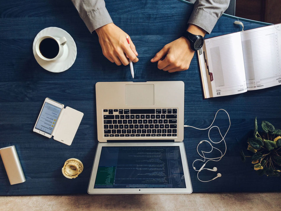 Beautiful stock photos of small business,  Book,  Coffee,  Connection,  Desk