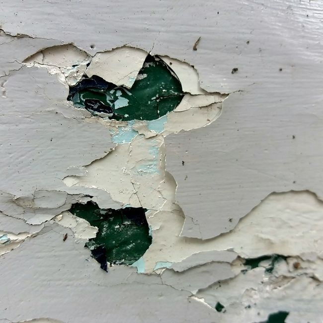 Accidental Art Paintdecay