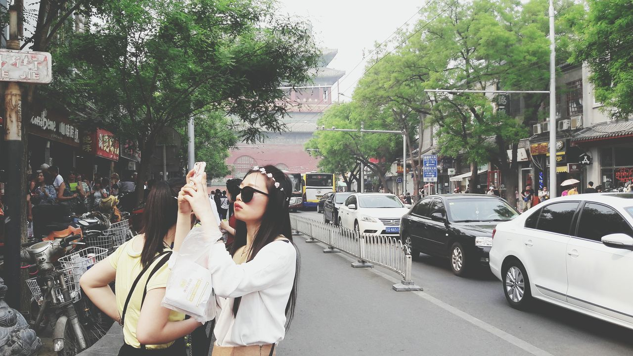 Human Meets Technology China Beijing Self Portrait Selfies Travel Travel Photography Street Photography Beijing Scenes People People Photography People Watching Young And Beautiful Capture The Moment Asian Beauty Asian World Every Picture Tells A Story My Favorite Photo Dramatic Angles Exploring China Exploring New Ground Travel In China Traveler Youth Of Today Strangers Uniqueness Mobile Conversations Women Around The World The Street Photographer - 2017 EyeEm Awards