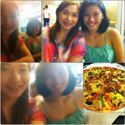 pizza at Yellow Cab Pizza Co. by Ljohannamay