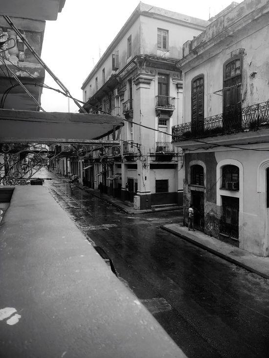 Lahabanavieja Architecture City Reflection