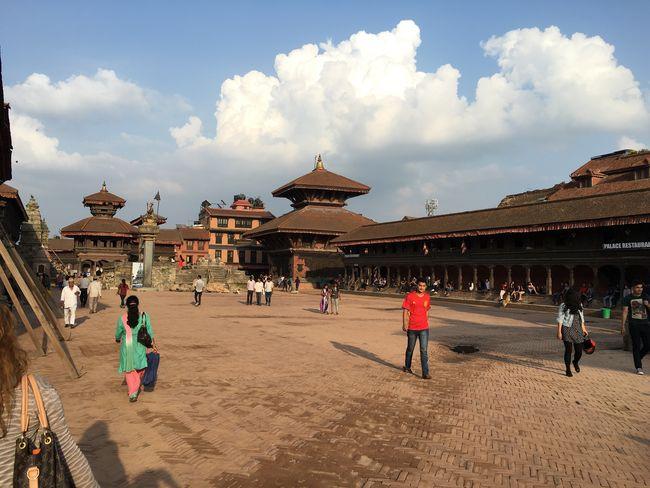 World Heritage bhaktapur Royal Palace Of Nepal