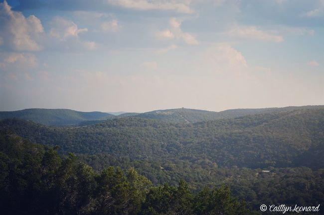 Hill Country West Texas Hills