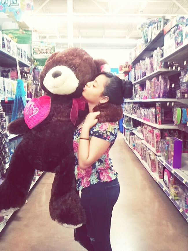 I Love Him Beary Much