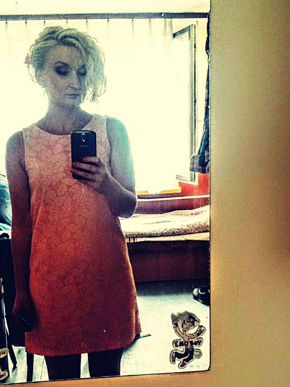 Wedding Day Selfie ✌ Lovelovelove Check This Out Taking Photos Enjoying Life Soamazing Polishgirl