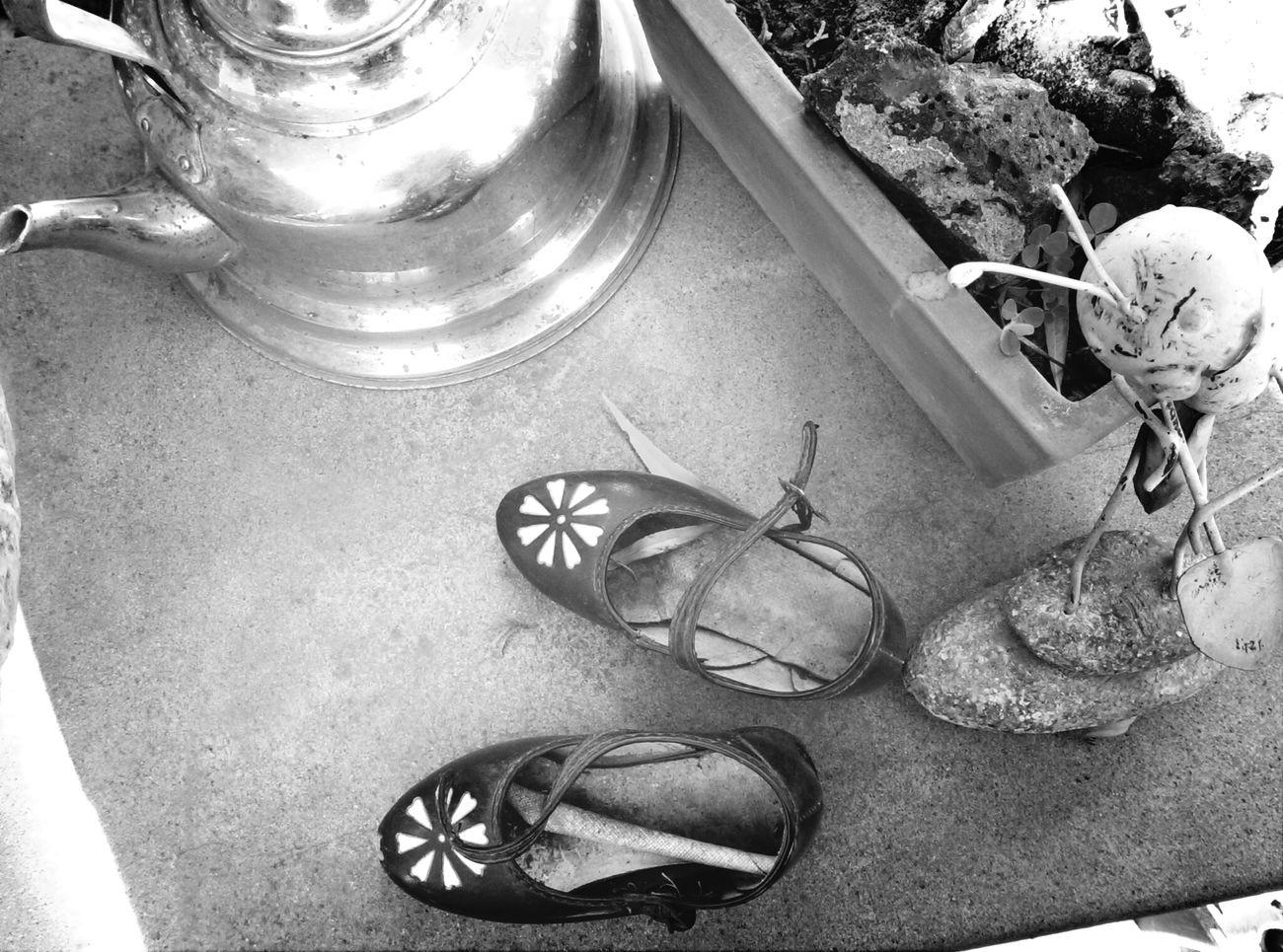 Cute Baby Shoes Gardenia