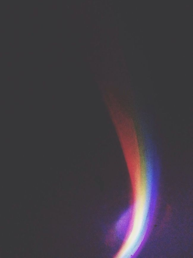 Have Little Rainbow in my room 🌈🌈🌈 Rainbow Rainbow Colors So Adorable Nightlights