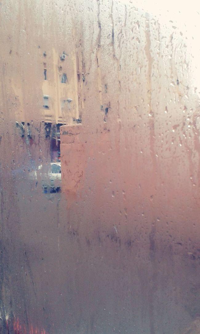 Marrakech When It's Raining In Bus