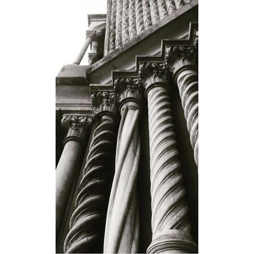 Estructuras Columnas Architecture