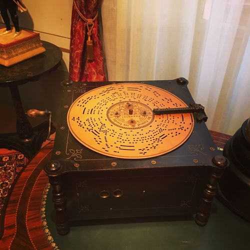 Turntable Turntable Ancient Music Reproduction Art Culture Tradition Music