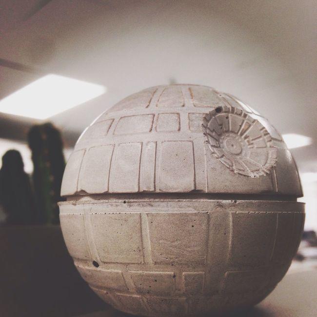 En una galaxia muy lejana... Starwars Deathstar