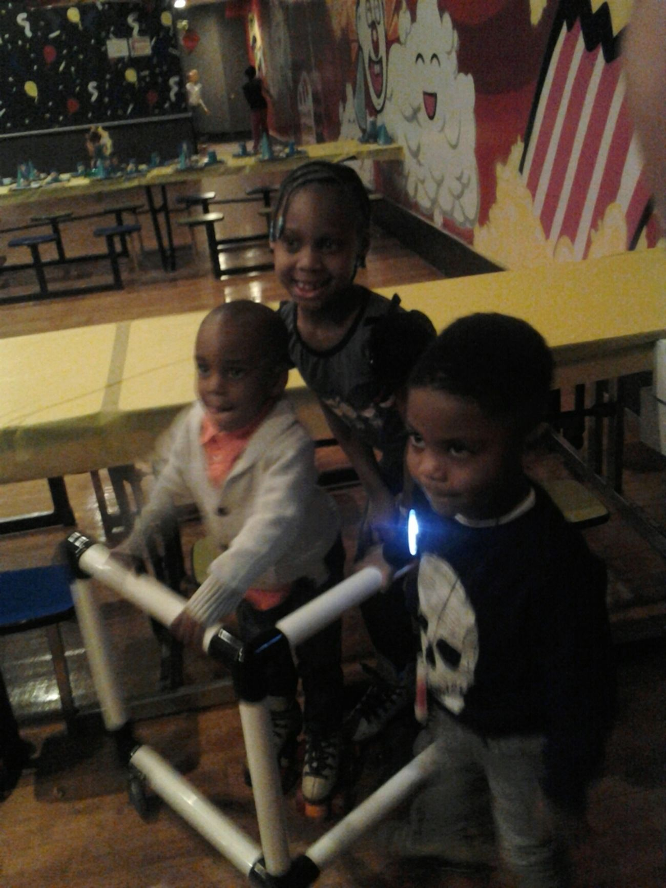 them kids i love them