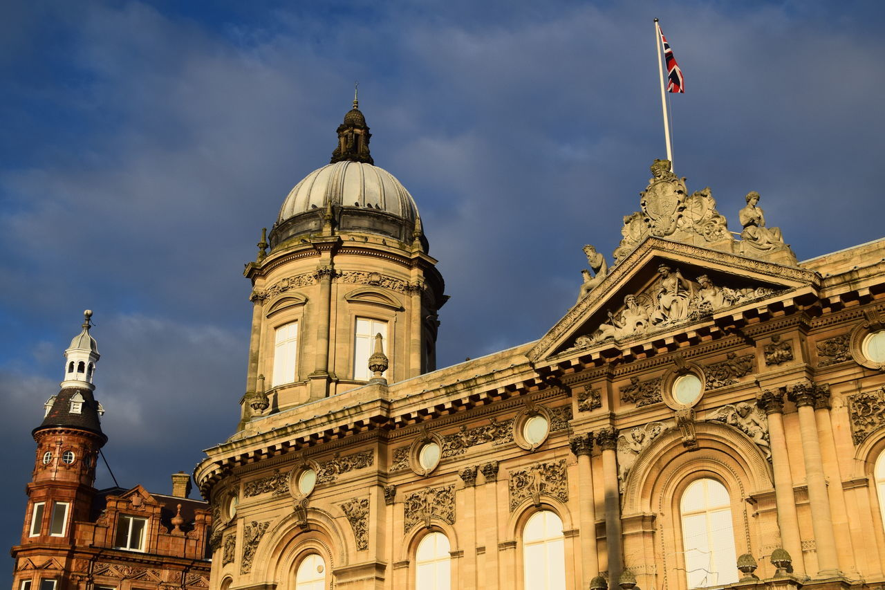 Architecture Building Exterior Built Structure City Dome History Hull Hull 2017 Hull City Of Culture 2017 Hull2017 Night No People Outdoors Religion Sky Sky And Clouds Travel Travel Destinations