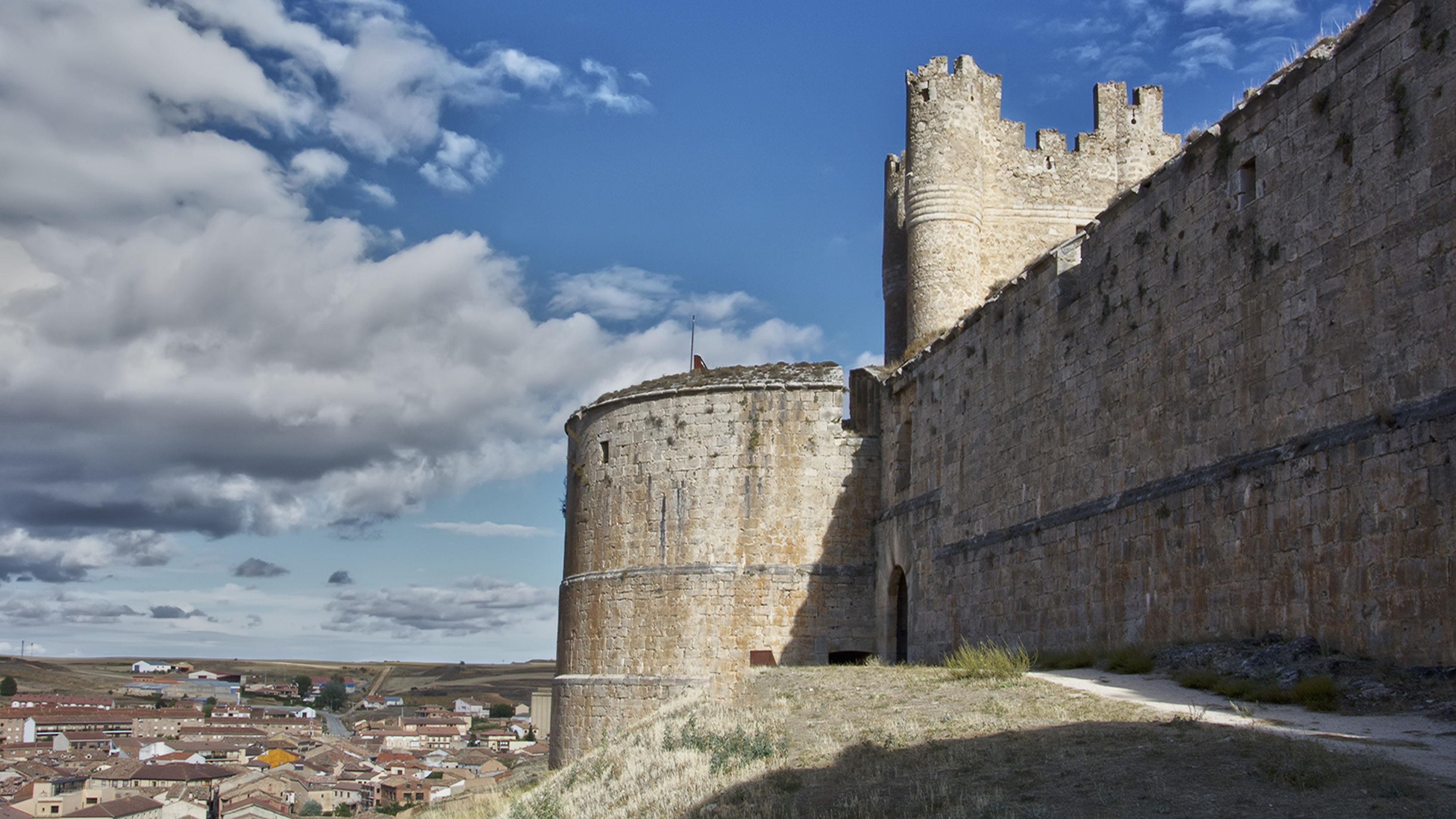 Architecture Berlanga Del Duero Castillo De Berlanga De Duero Castle History Turismo