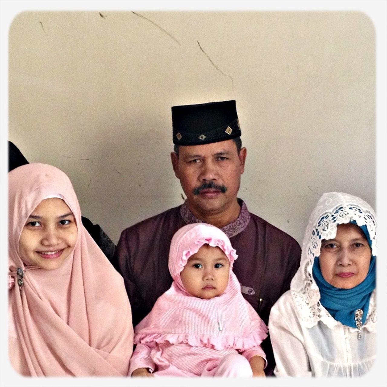 Ahmad Hidayat residence Family Matters