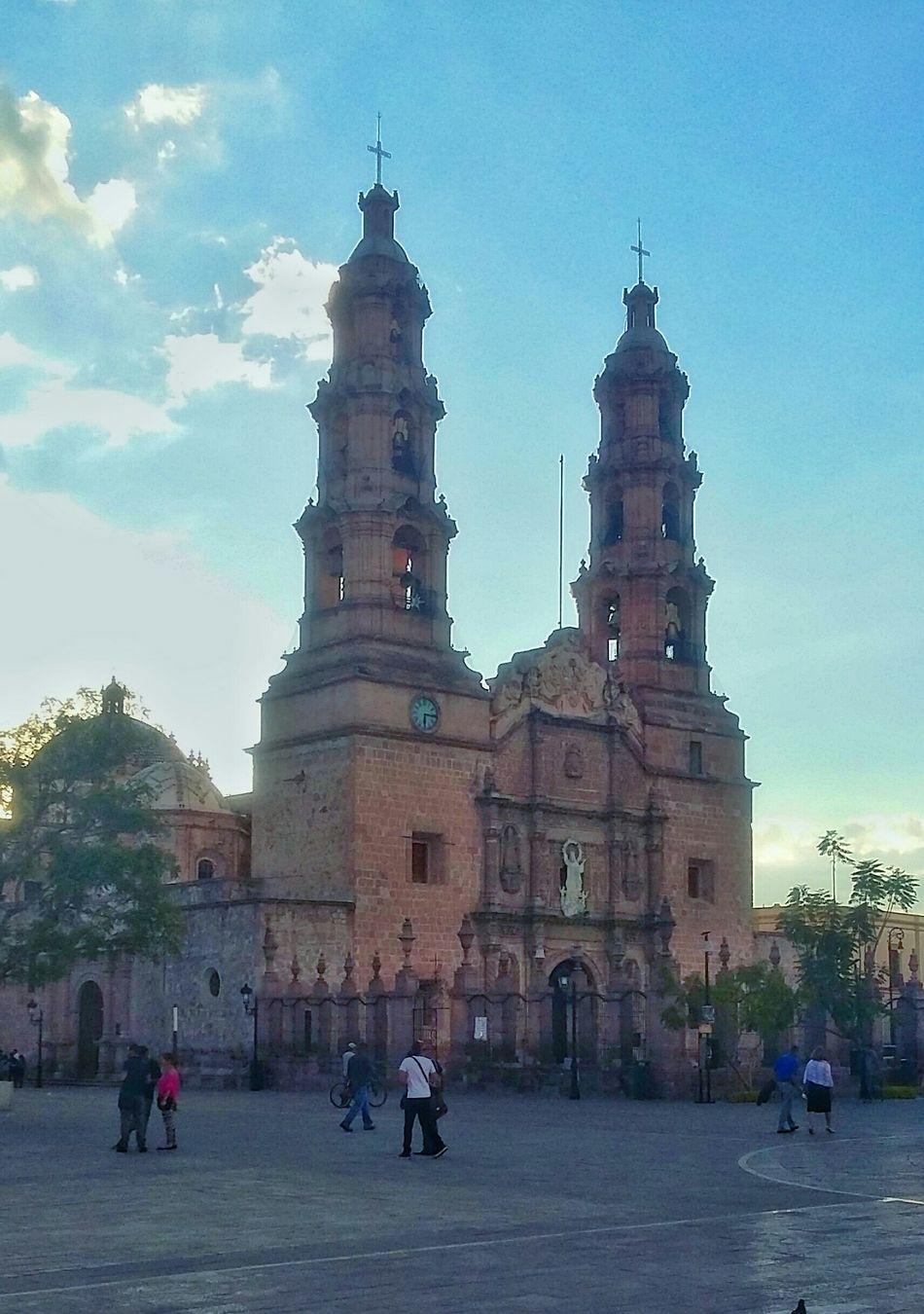 Esta es la catedral de mi lindo Aguascalientes... Aguascalientes Catedral NuestraSeñoraDeLaAsunción