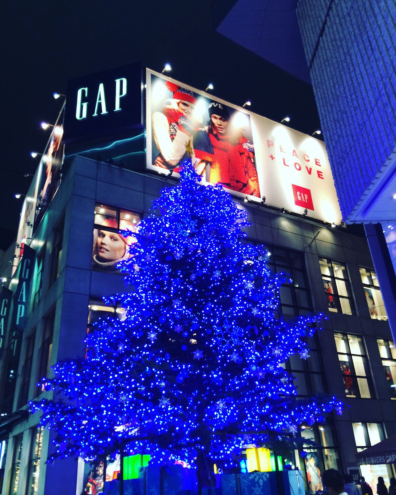 Marry Christmas Shibuya